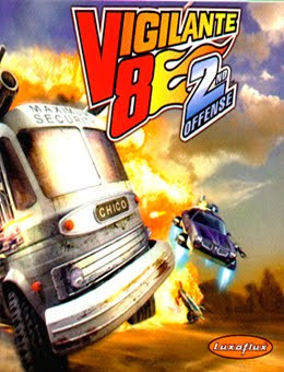 Download Vigilante 8 2nd offense (PC)