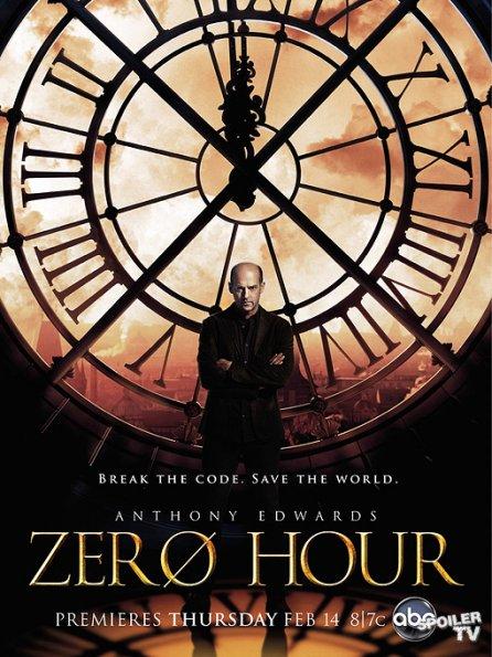 Zero Hour 1ª Temporada Episódio 02 S01E02 Legendado