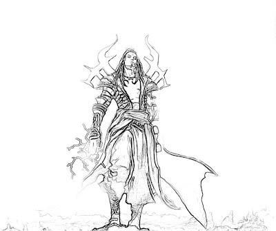Diablo 3 Wizard Male Yumiko Fujiwara