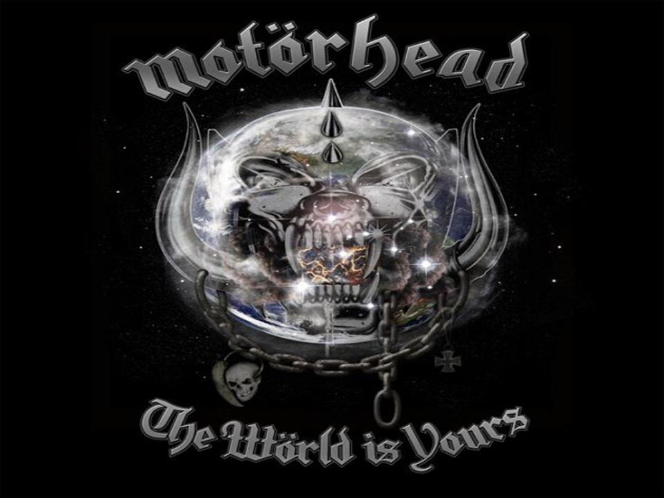 The Wörld is Yours Álbum De Motörhead