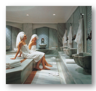 جولات سياحية في انطاليا تركيا, حمام تركي انطاليا