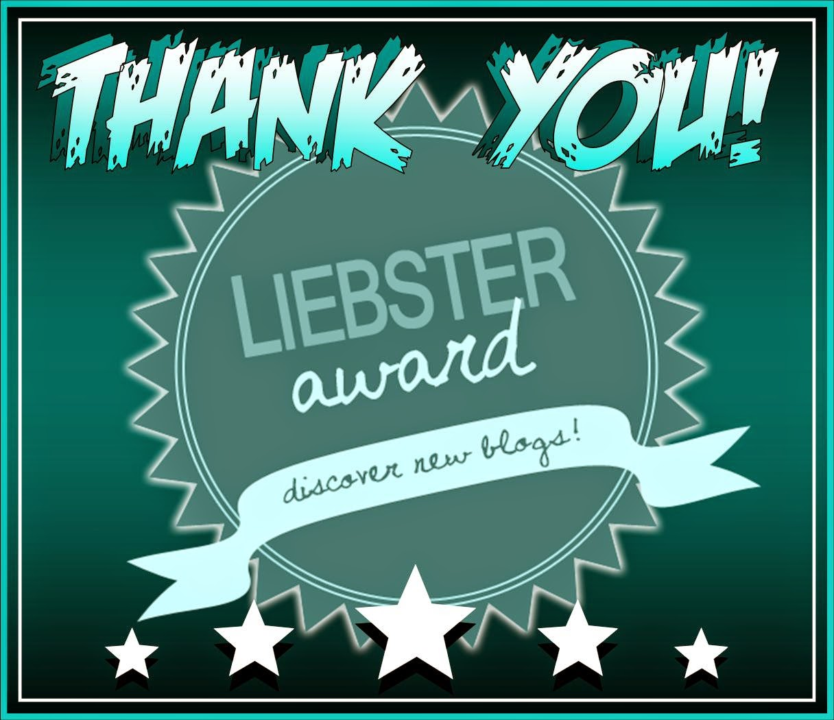 Liebster Award Hobby Before I Die!