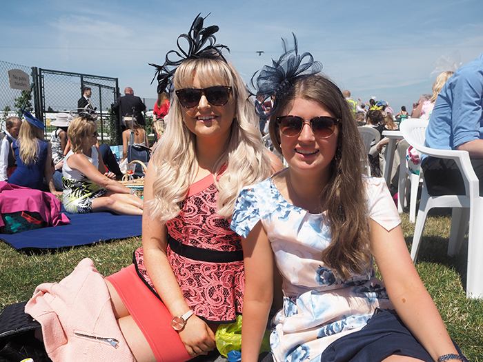 Royal Ascot Fashion bloggers