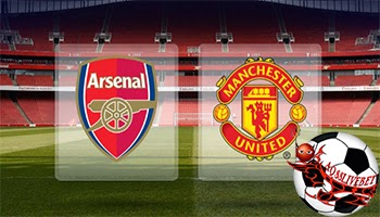Agen Bola - Menjelelang laga Big Match antara Arsenal vs Machester United