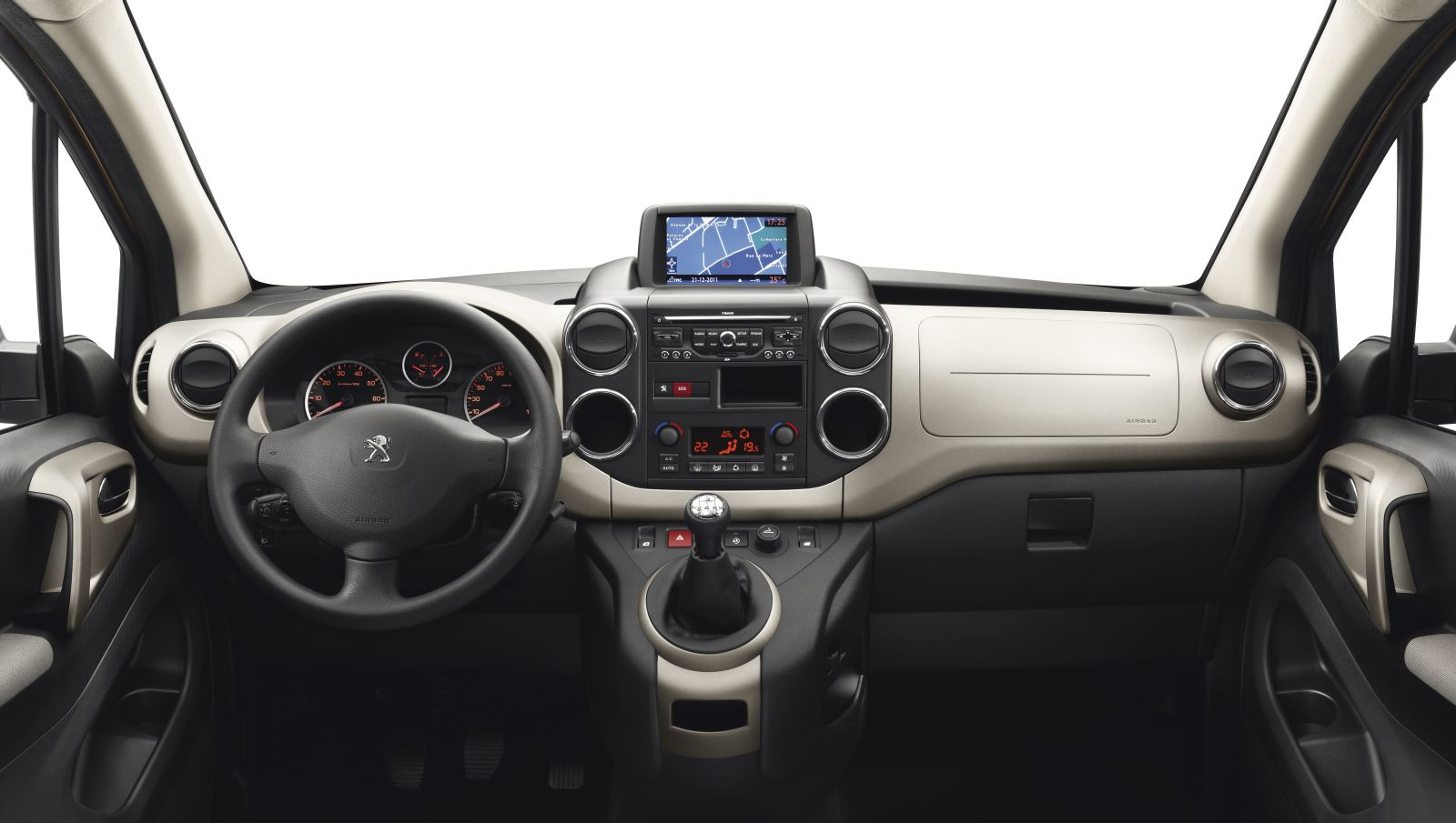 Los nuevos Peugeot Partner y Partner Tepee se caracterizan por: