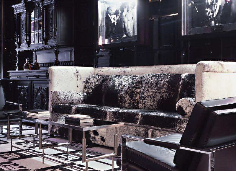 Modern Gothic Decor braxton and yancey: tim burton inspired home décor in 3 style