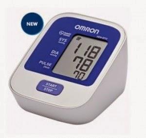 Shopclues: Buy Omron BP Monitor Upper Arm (HEM-8712) and Rs.16 cluebucks at Rs. 753