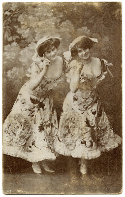 Old Photo Dancers