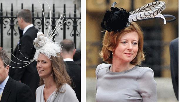 Philip treacy royal wedding