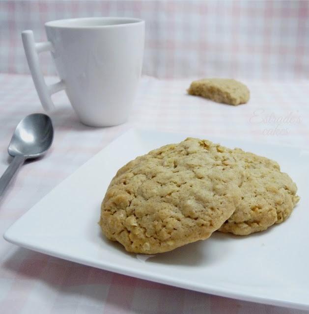 receta de galletas de avena - 02