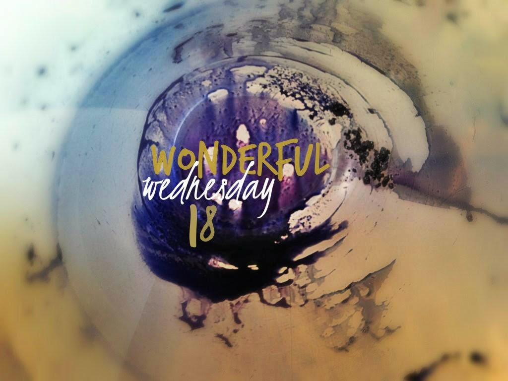 Wonderful Wednesday 18