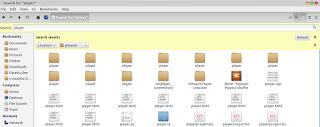 طريقة البحث داخل نيمو المشتق من نوتيلوس 3.4