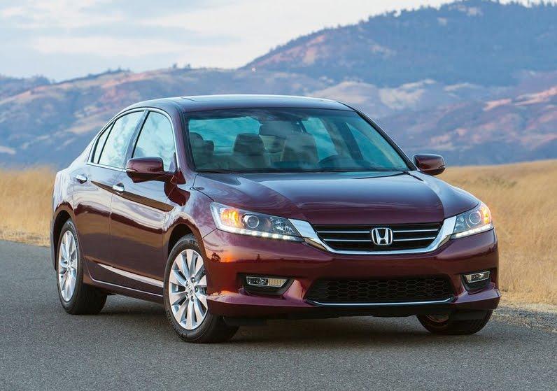 Honda Accord Terbaru 2013