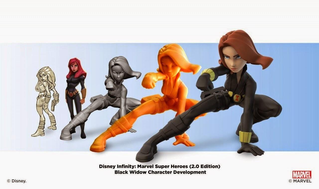 Detalhando O Lanamento De Disney Infinity Marvel Super