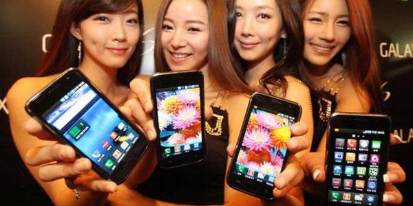 Produk Samsung yang Dipamerkan SPG