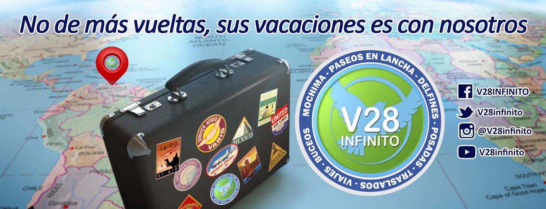 DE VACACIONES CON V28INFINITO