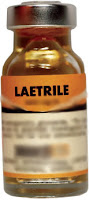 Laetrile or that falsely appears to be vitamin B17