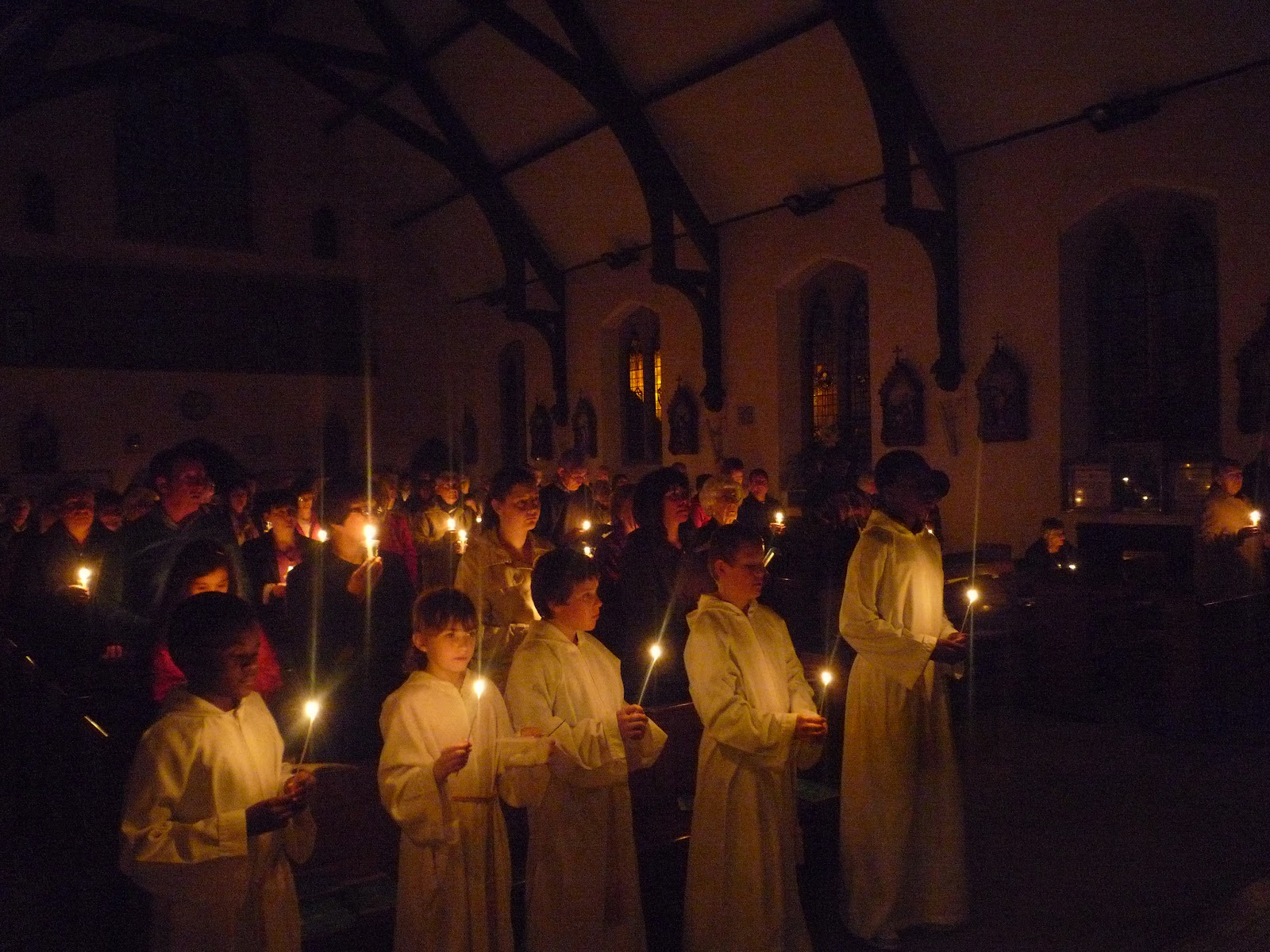 a personal narrative on experiencing the easter vigil in guelph ontario Health officials say at least one, and possibly two children have died from the flu in the guelph region public health wellington-dufferin-guelph confirms one influenza-related death, and one suspected influenza-related death of elementary school children in.
