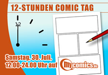 12-Stunden Comictag