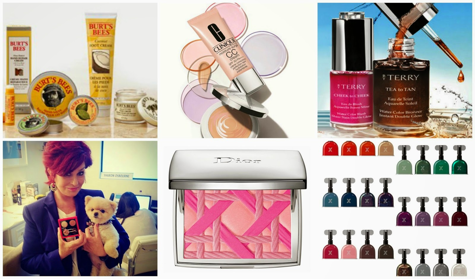 The Daily Beauty Report (22.04.14)