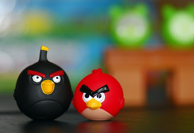 Angry birds, for Macro Mondays group by +_Jan_+, on Flickr