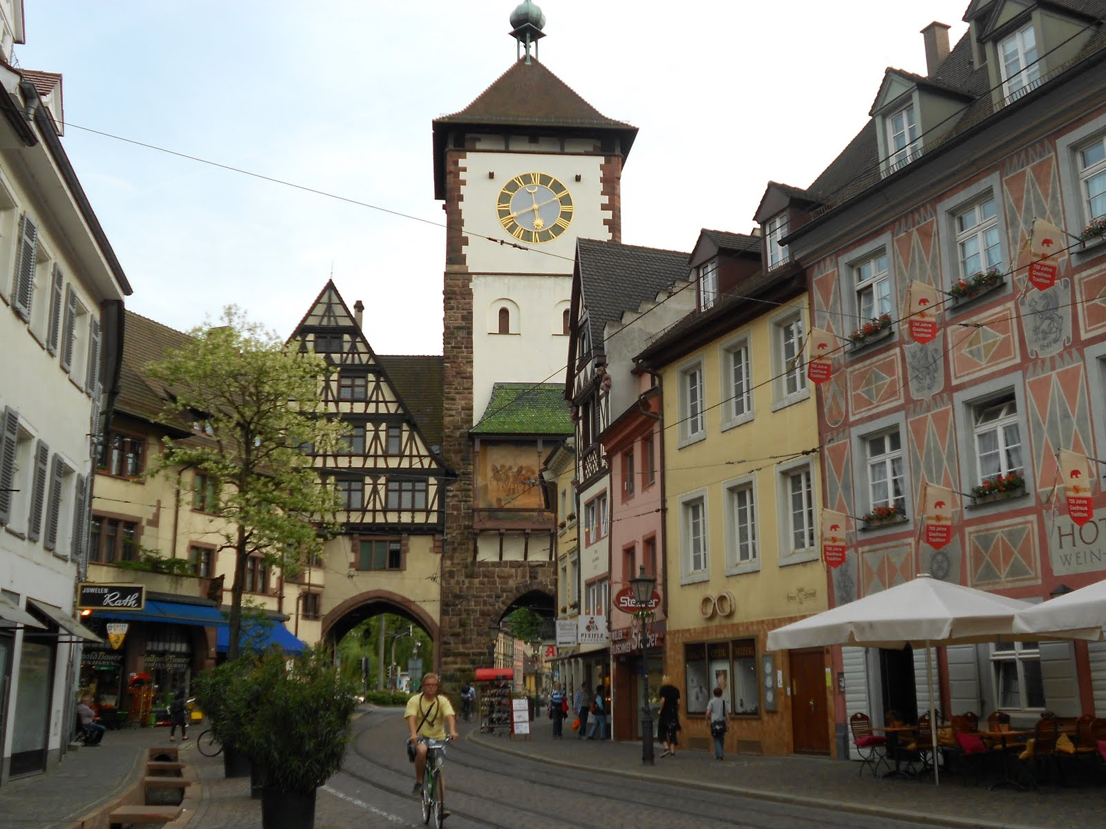 Mulhouse France  city pictures gallery : Clouston Sisters Do Europe: Mulhouse France, Freiburg Germany, and ...