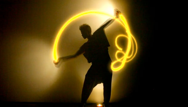 your light movement a light painting video by studio