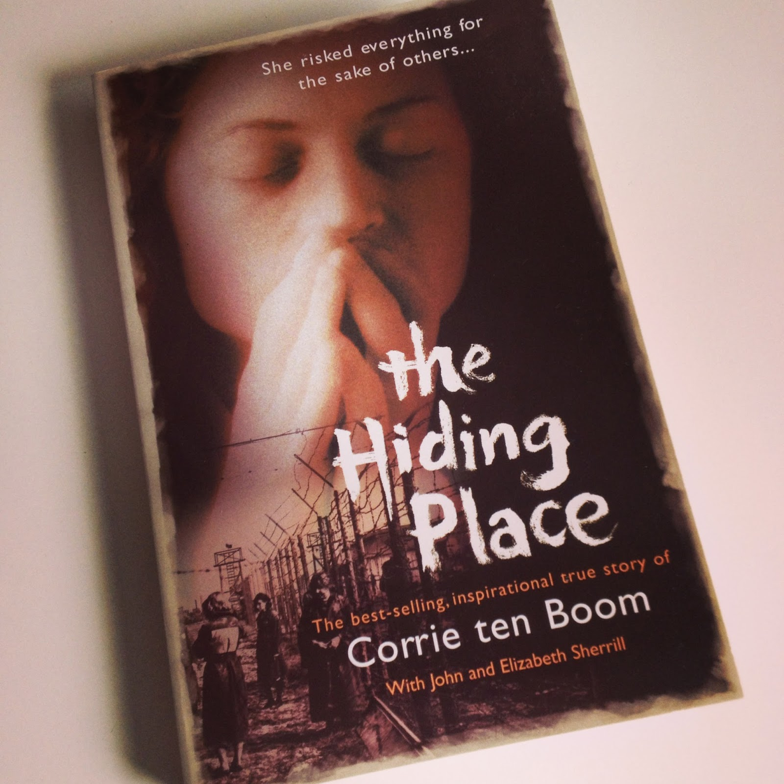 Poppy Sparkles lifestyle blog: :: The Hiding Place by Corrie ten Boom #books #Christian #God #Jesus #corrietenboom #testimony #faith