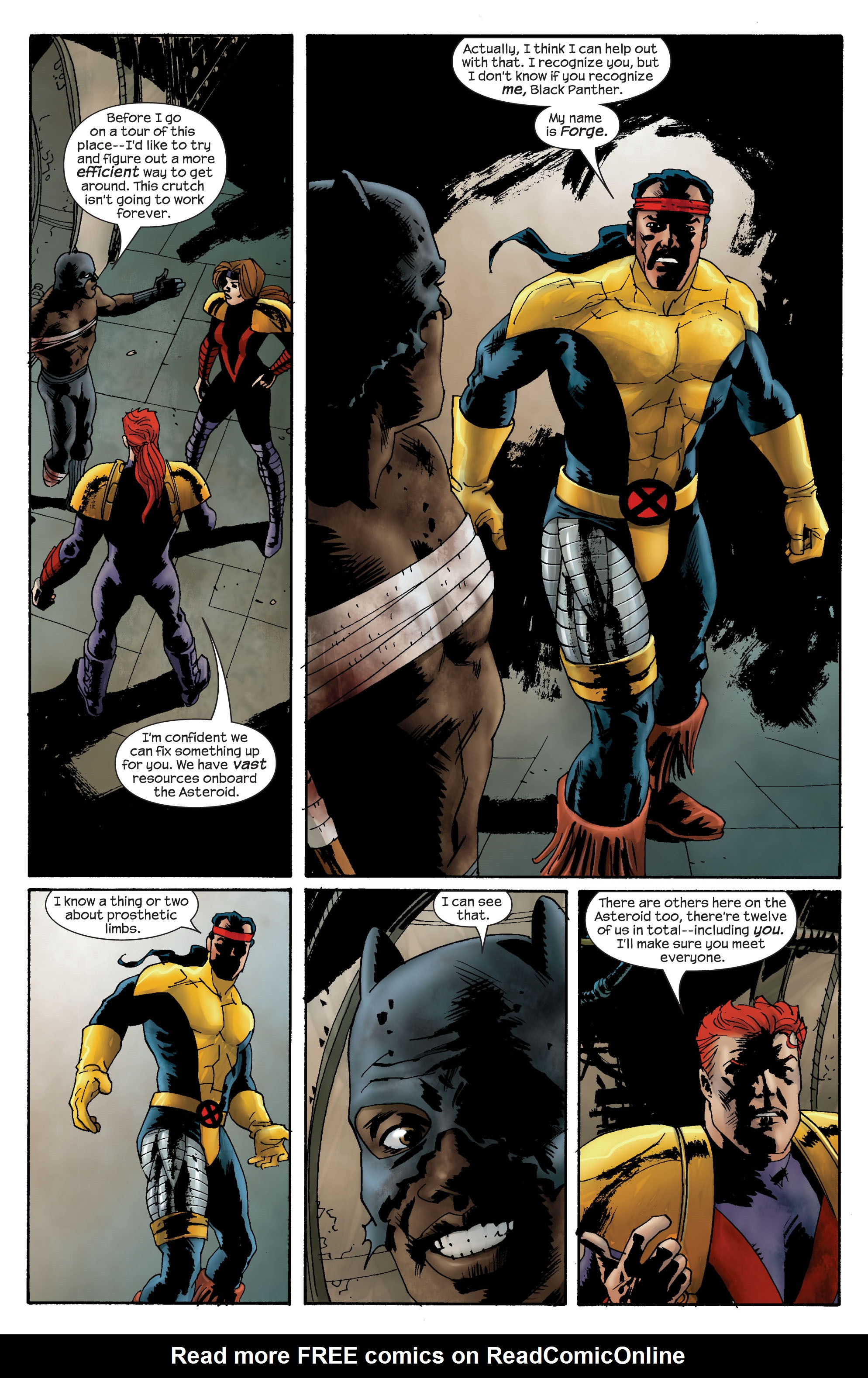 Marvel Zombies (2006) Issue #4 #4 - English 20