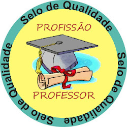 Selinho Profissão Professor