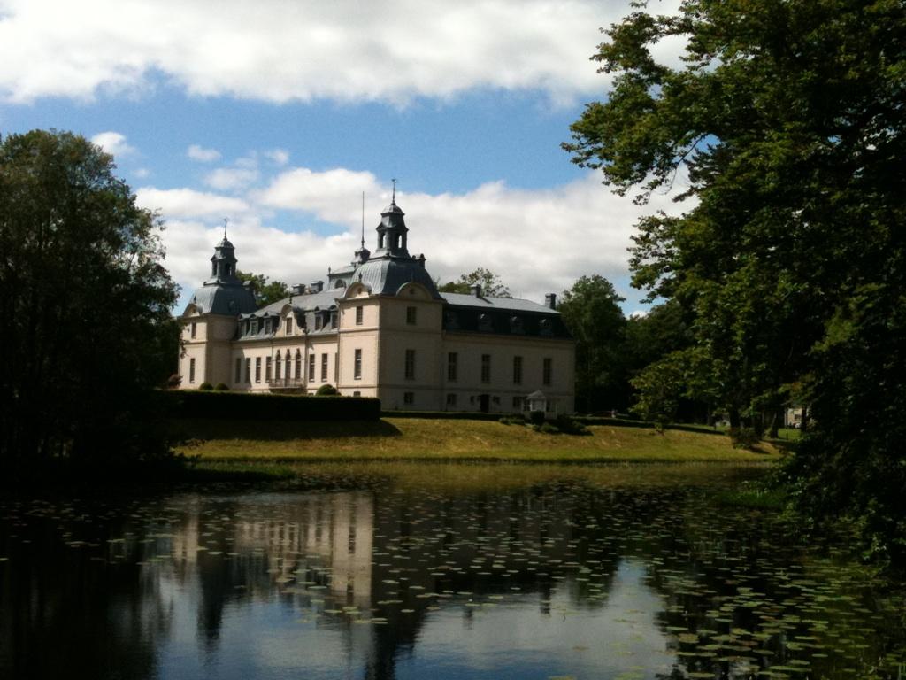 Kronovall slott Åkessons vinslott