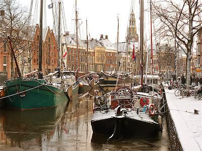 WinterWelVaart Groningen 2010