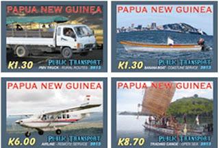 PUBLIC TRANSPORT OF PAPUA NEW GUINEA - www.postpng.com.pg