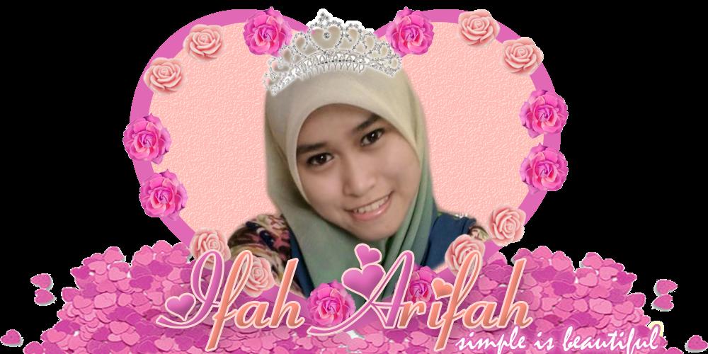 """"""" Arifah Wahab """""""
