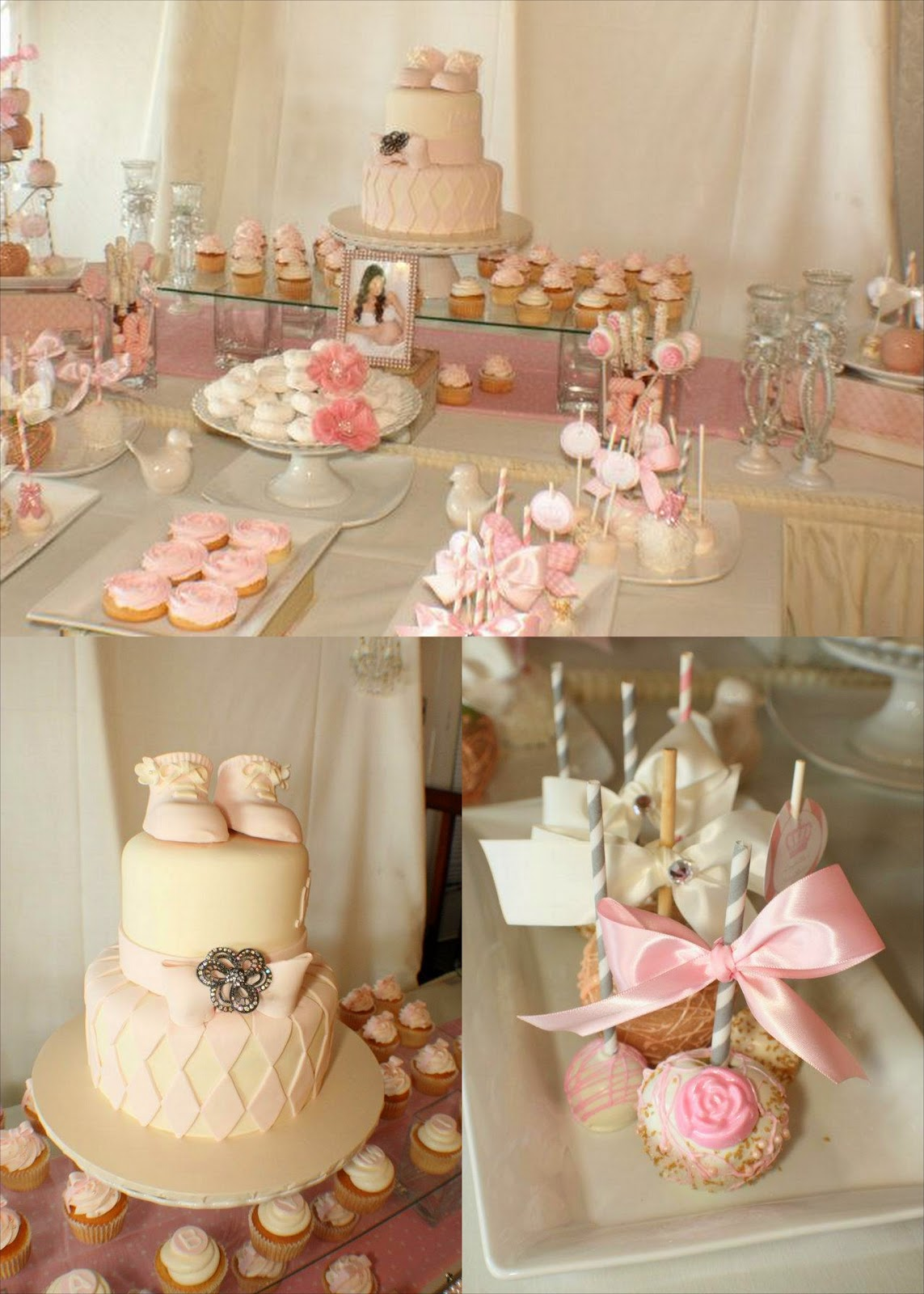 mkr creations shabby chic baby shower