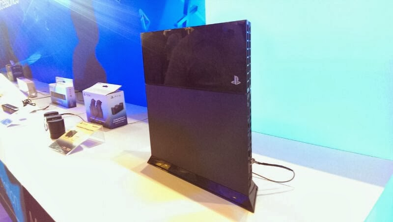 playstation 4 launch philippines glorietta