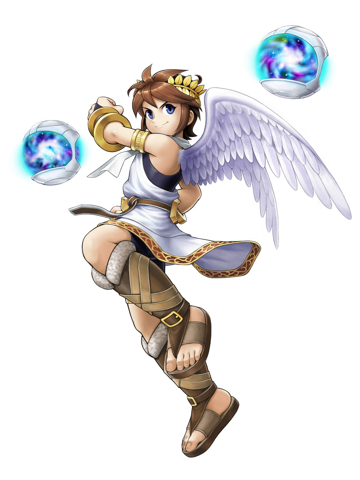 Kid Icarus HD & Widescreen Wallpaper 0.106268319644141