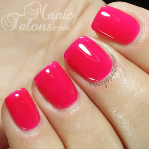 Daisy Duo Hot Pink Swatch