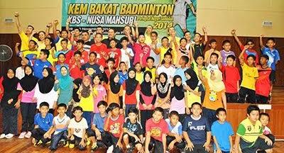 Kem Bakat Badminton Negeri Sembilan 2014