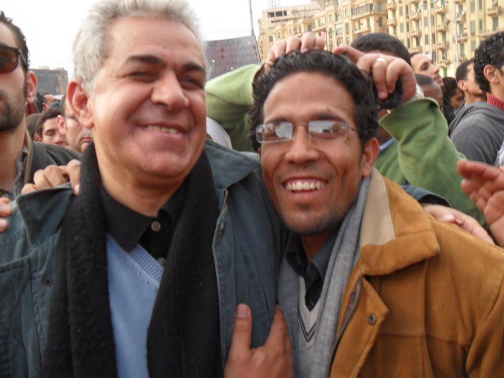 حمدين صباحي ودوره فى ثورة 25 يناير