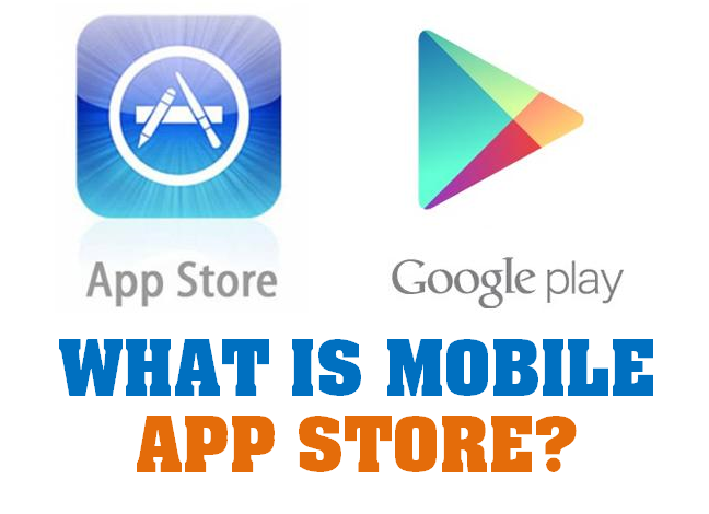 Mobile app stores - What's their role?