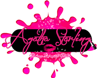 Agatha Starling - Glamour com muito Glitter