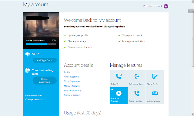 skype,free call,skype premium,premium skype account