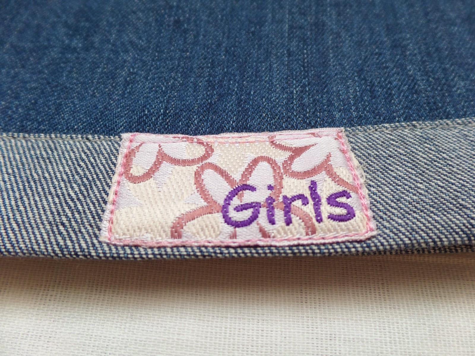 переделка джинсов в новую юбку