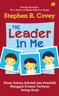 the leader in me stephen covey beli buku online toko buku online murah rumah buku iqro