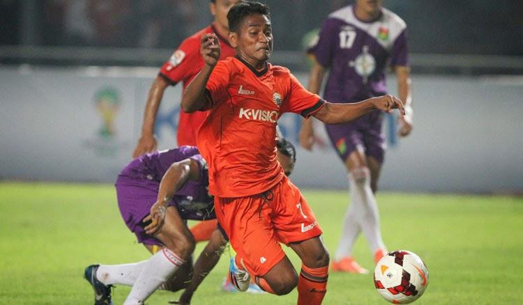 Persija Jebol Gawang Persita 3-0