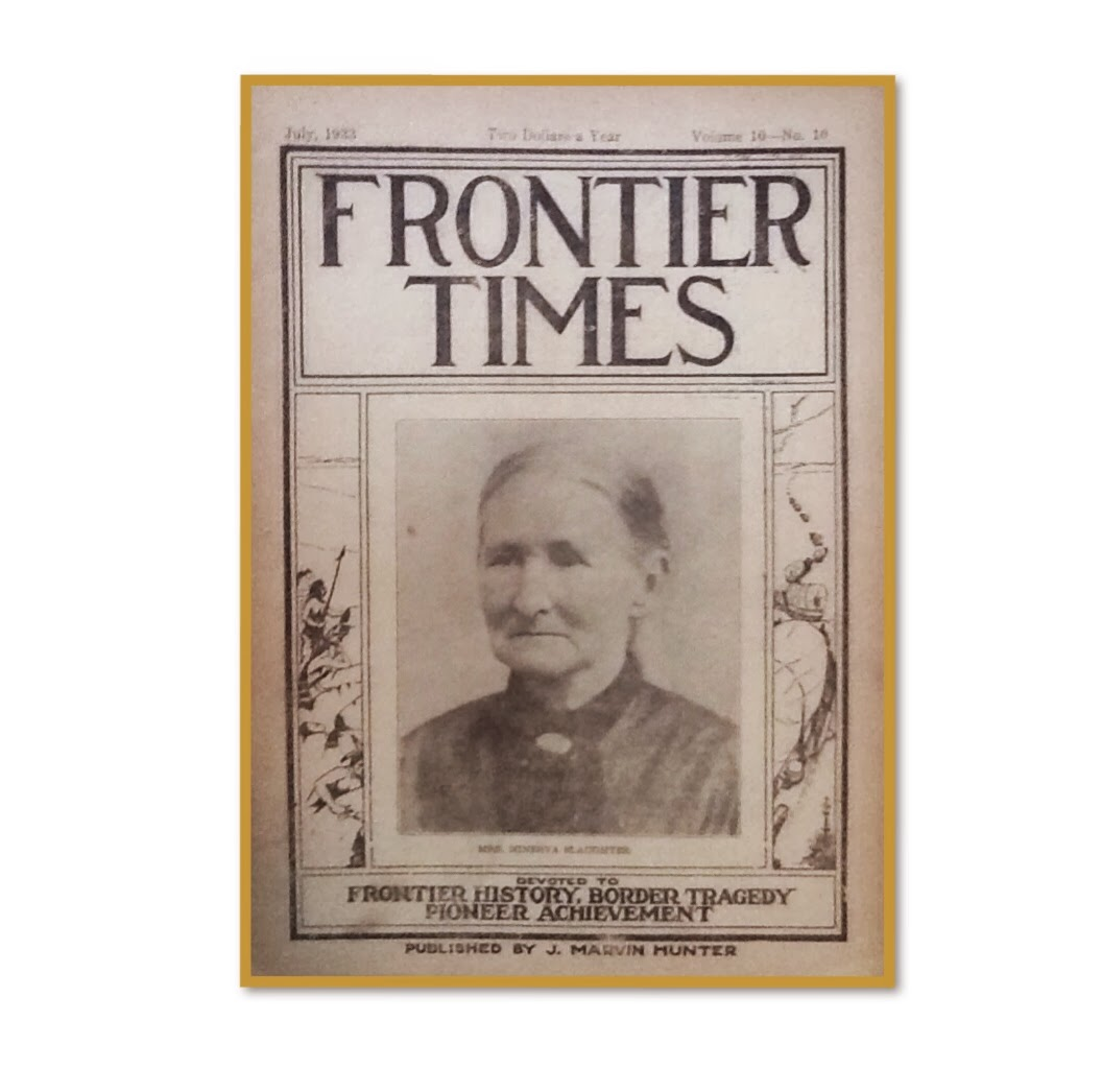 J. Marvin Hunter's Frontier Times