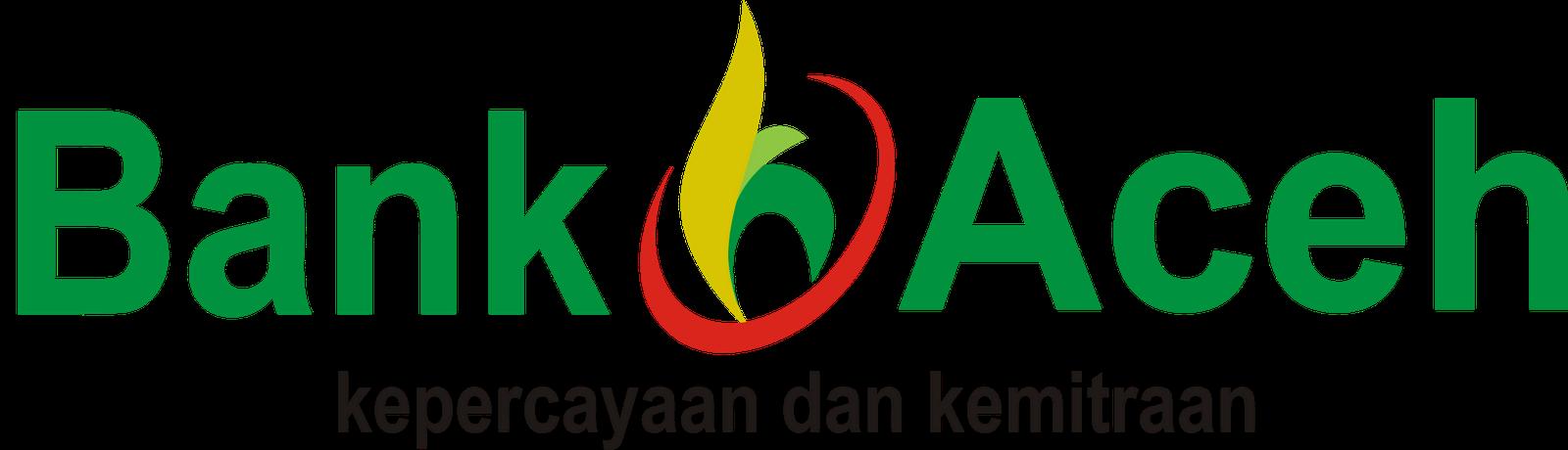 logo bank aceh kumpulan logo lambang indonesia