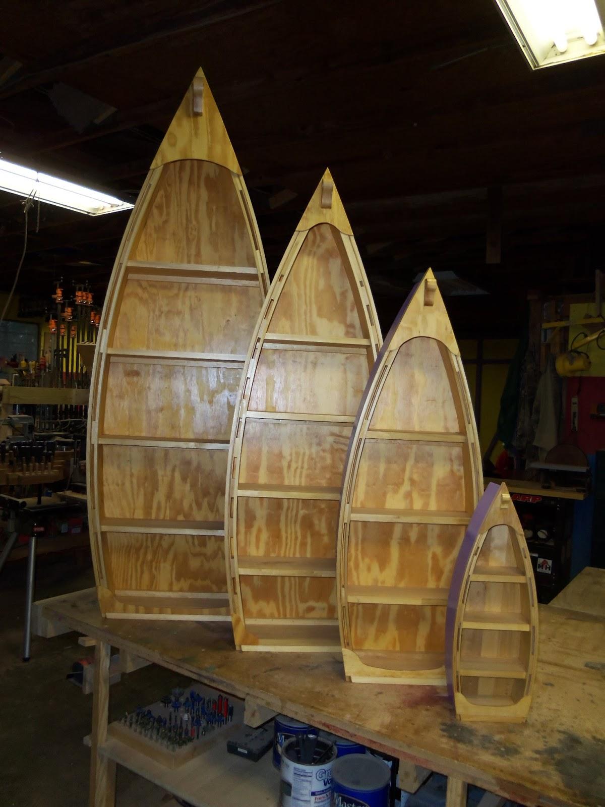 Wddsr Fine Woodworks Boat Shelves