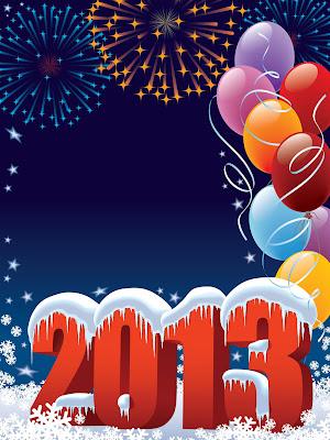 Año Nuevo 2013 postales para compartir